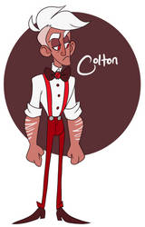 Colton by JaneGumball