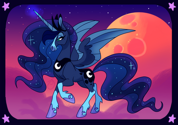 Princess of the Night by JaneGumball
