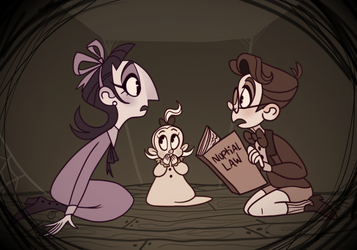 The Baudelaire Orphans by JaneGumball