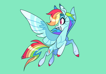 Fast Horse by JaneGumball