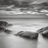 White Rock Beach II by palmbook