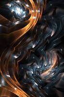 Energetic Plasma Graffiti by Platinus