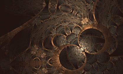 Aurum Flowing by Platinus