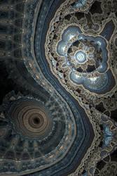 Yin and Yang by Platinus