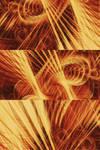 Phoenix Triptich by Platinus