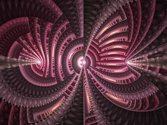 Cyberkinetic Zygote by Platinus