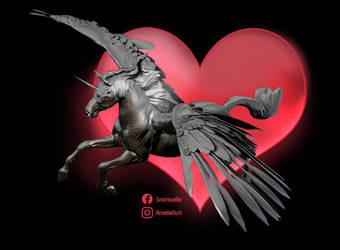 Alicorn by Smirtouille