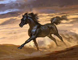 Sand Steed by Smirtouille