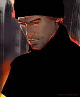 GW2 - character portrait by Smirtouille