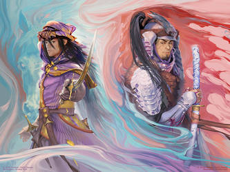 Unicorn Clan Covers by Smirtouille