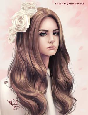 Sweet Lana Del Rey by 1NFIN1TY