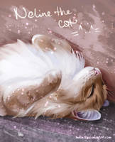 Neline the cat =^..^= by 1NFIN1TY