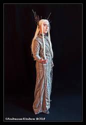 The Hobbit: Thranduil by Wanderkitsun3