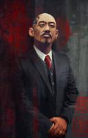 Yakuza by SergeyZabelin