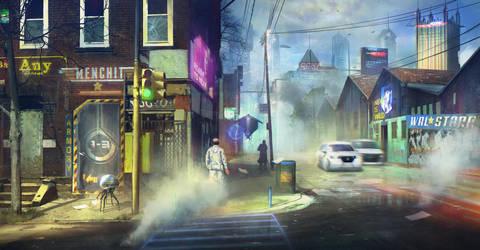 Pittsburgh Commonwealth by SergeyZabelin