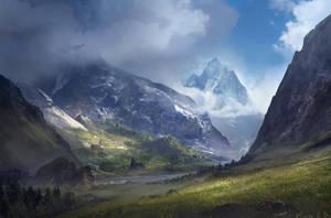 Valley_Day by SergeyZabelin