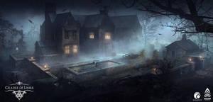 Cradle of Links VR. Concept Mansion_3 by SergeyZabelin