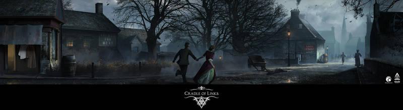 Cradle of Links VR. Diorama_3 by SergeyZabelin