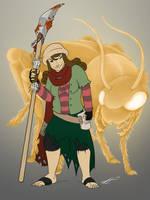 Shaman of Filth by meoshira