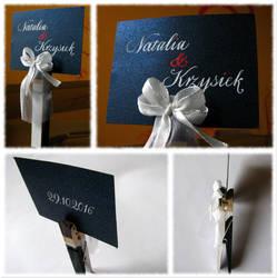 Wedding Card by hyvyys