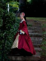 Tudor Elizabeth I by Reine-Haru