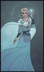 Viking Elsa by Reine-Haru