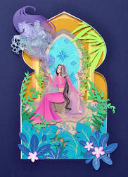 Arabian Nights by Reine-Haru