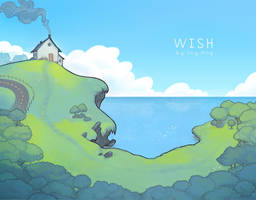 Wish preview pg 1 + 2 by joy-ang