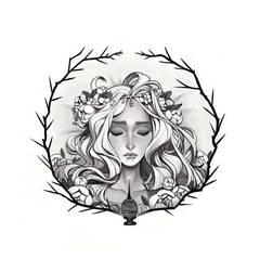 Sketch Dailies - Sleeping Beauty by joy-ang