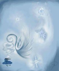 Winter Spirit arises by DiadessJewel