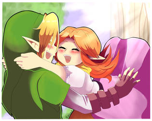 LinkXMalon by Roiner-Rinku
