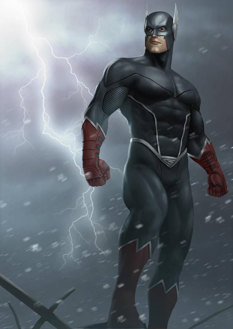 Beard Of Lightning