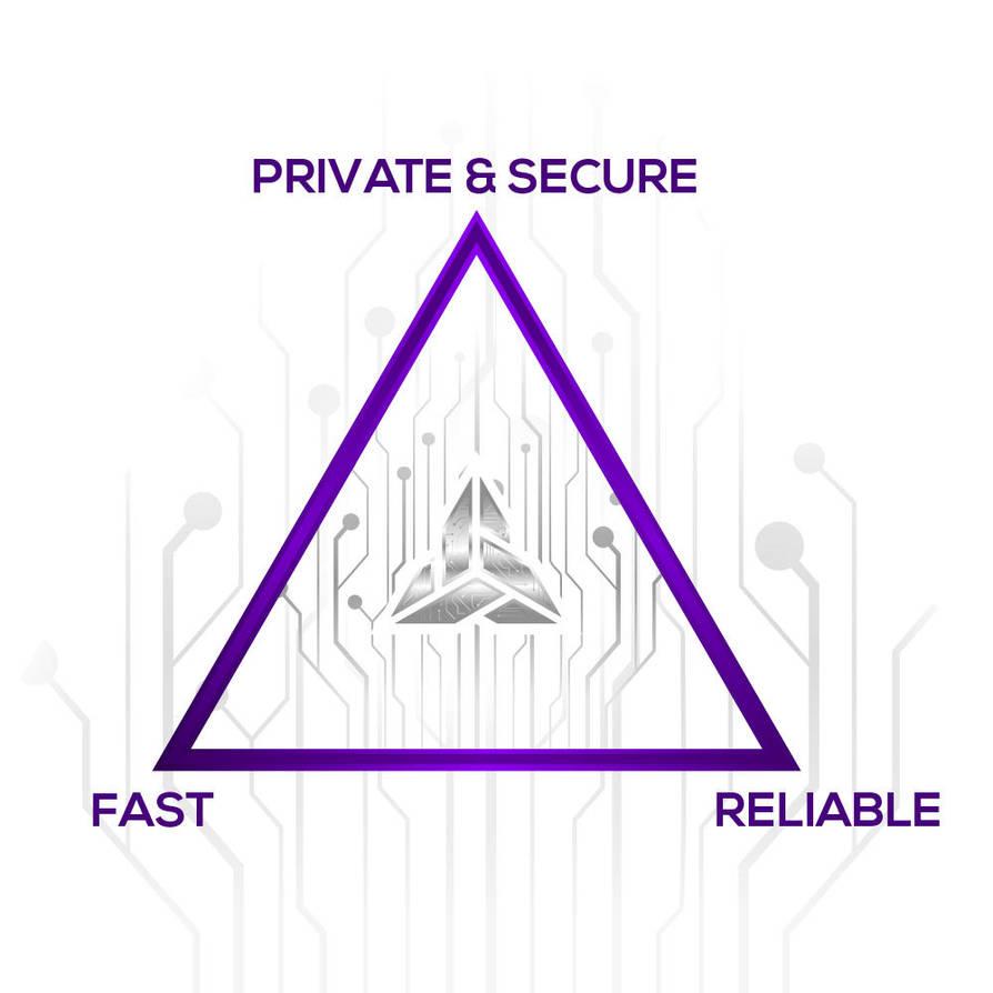 Triangle1 by SonajinCoin