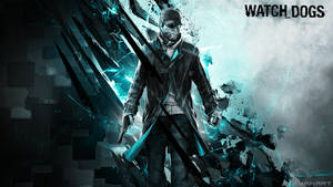 Watch_Dogs - Hack n' Run Wallpaper by TheSyanArt