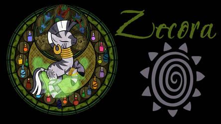 Zecora Wallpaper by Akili-Amethyst