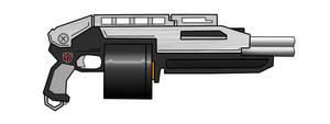 Helghast prototype shotgun by VeXeDZERO