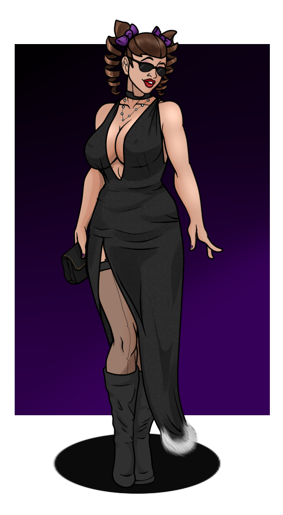 Braven Night Dress by VeXeDZERO