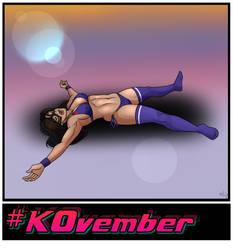 KOvember - Michelle by VeXeDZERO