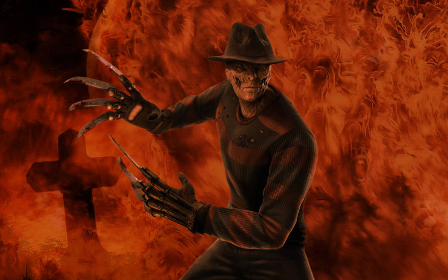 Freddy Krueger The Soul Collector Of Hell By Michello1976 On