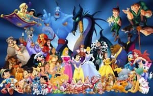 Disney World Fantasia by michello1976