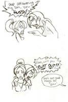 So Awkward on the Battle Field by JCRobin