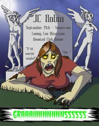 New Deviant ID by JCRobin