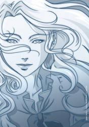 Lumi - Snow Queen by emmav
