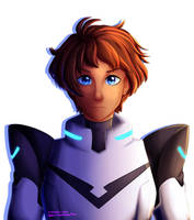 black paladin lance by Space-Marshmallow