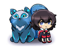 kosmo and keef by Space-Marshmallow