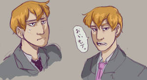 Reigen Sketches by asterkallium