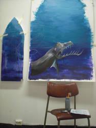 Work in progress2 by lilleblack