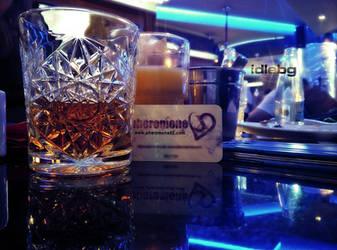 Slow Shutter - Whiskey Glass - PheromoneXS Promo by idlebg