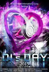 Happy DJ's Day 2015 by idlebg