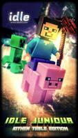 Lego Minecraft - Kitchen table edition by idlebg